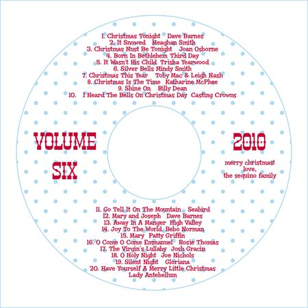 CD label